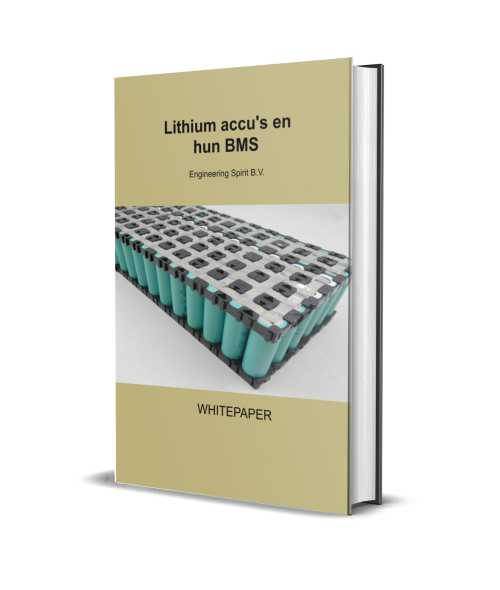 Lithium accu's en hun BMS | Engineering Spirit BV