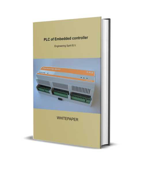 PLC of Embedded controller | Engineering Spirit BV