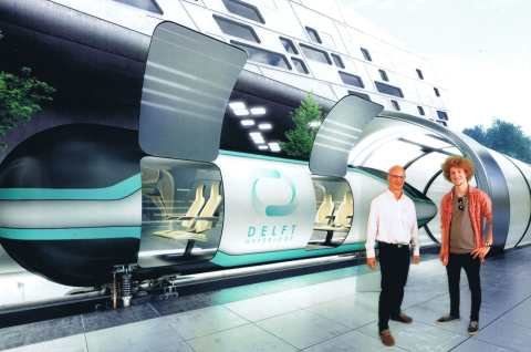 The Delft Hyperloop project | Engineering Spirit BV